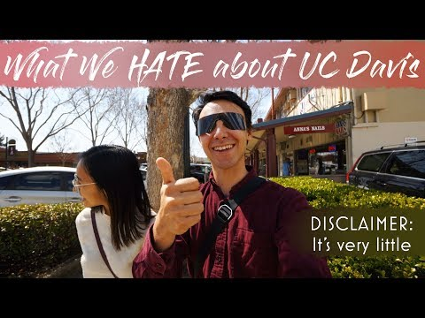 Why We HATE UC Davis (but not exactly...)