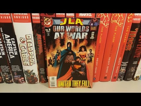 JLA Our World At War Vol 1 Issue 1 Overview