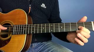 Micro lick 2 - Guitar lesson by Joe Murphy