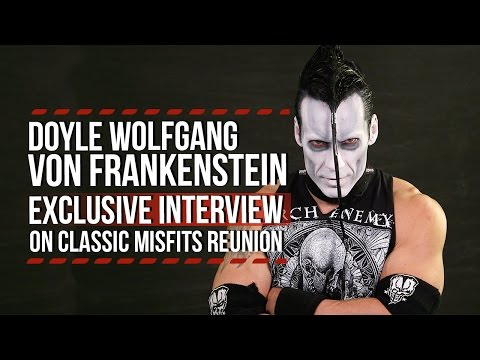Doyle on Possibility of Classic Misfits Reunion