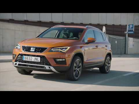Seat Ateca 2017, Samoa, Driving City, Official Video