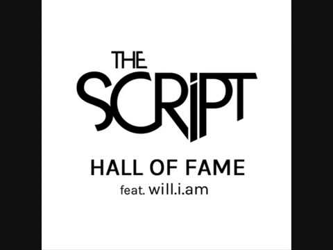 The Script ft Will i am - Hall of Fame Instrumental + free mp3 download!!!