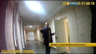 Затриманий росіянин влаштував дебош в київському райвідділі