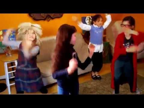 Orphan Black  4 Mini Clone Dance Parody Cynthia Galant