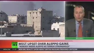 'Who won? Putin, Iranians & Assad' Western diplomacy not happy at Syrian army advance in Aleppo