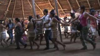 Comunidad de los Boras en Iquitos - Danzas Nativas