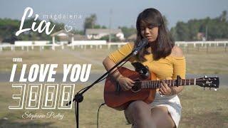 I Love You 3000 (Stephanie Poetry ) Cover By Lia Magdalena