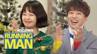 Jeon So Min! Make an Acrostic Poem With Hwang Chi Yeul's Name [Running Man Ep 431]