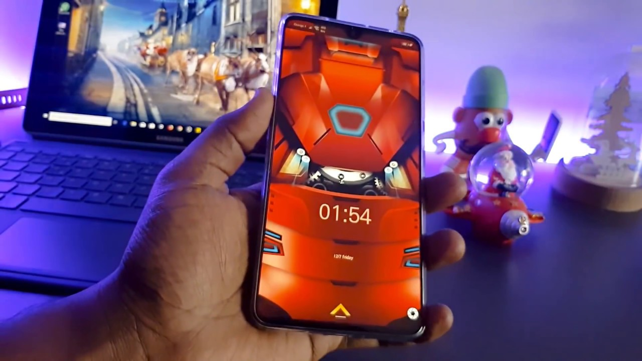 HUAWEI Mate 20 Beautiful themes with live wallpapers  (Part 2) (Christmas)