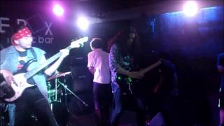 Slash N Burn - Itaas Mo Live @Chrome Box Music Bar