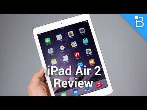Apple iPad Air 2 Review!