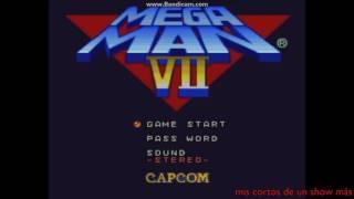 Megaman VII - Introducción