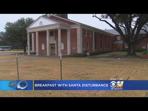 Cindy Scull Mornings - Man Arrested For Trespassing After Telling Kids Santa Isn't Real