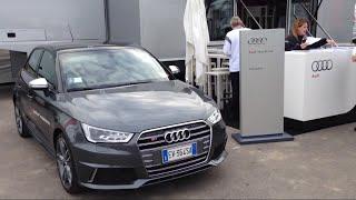 Audi S1 Sportback- Audi Quattro Experience | Test Drive Monza