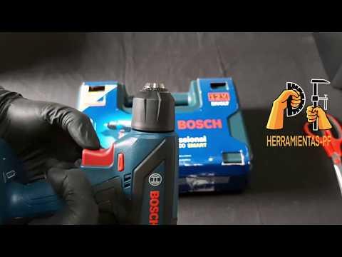 Unboxing//Taladro Atornillador A Batería 6 Mm Gsr 1000 Smart Bosch//Herramientas PF
