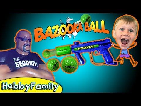 GlowZone Indoor Playground Arcade! Ninja Warrior + Zip Line n'Golf w/Bazooka Ball Kids Play Area