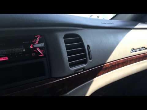 2003 Chevy Impala Radio Install