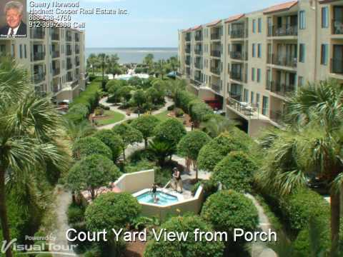 St Simons Island Beach Club Condo With Dircect Ocean Views