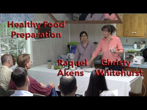 Healthy Food Preparation  (Mobile Version)