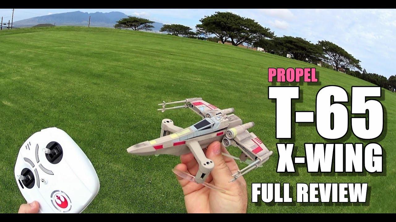 Star Wars Quadrocopter Kampfdrohne T65 X-Wing Elektrisches Spielzeug Propel
