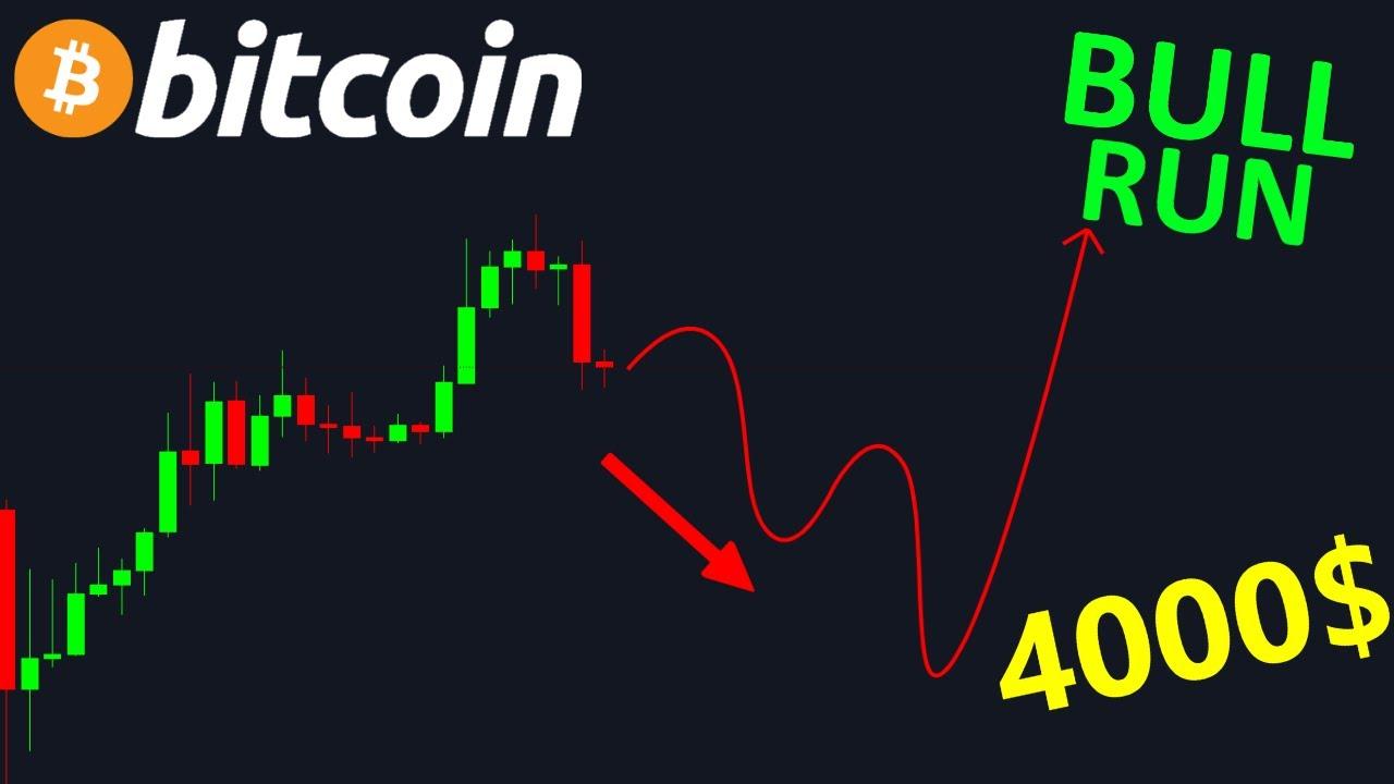 BITCOIN LE KRACH NE FAIT QUE COMMENCER !? btc analyse technique crypto monnaie