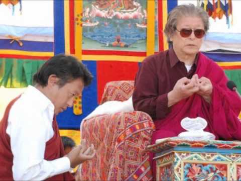 His Holiness Kyabje Dungse Thinley Norbu Rinpoche [TSHOMLUY]