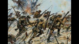 Schlacht an der Somme  1916 Erster Weltkrieg Radio Reportage Diashow