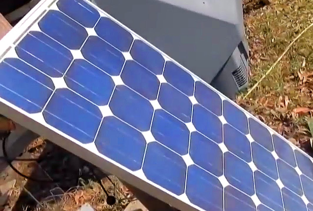 solar panel diy power boost 30% from mirror panels  YouTube
