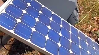 solar panel diy power boost 30% from mirror panels