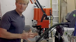 Blum M Minipress and other tools I use for cabinet making