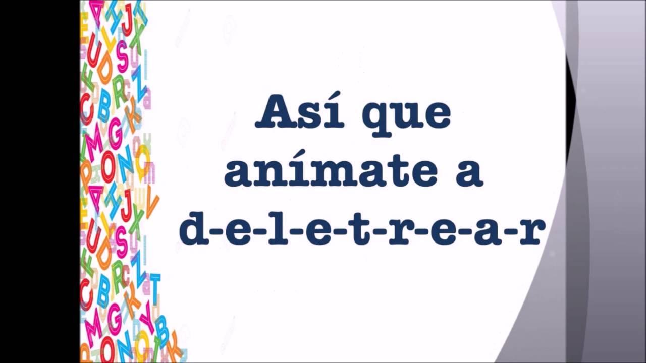 Concurso deletreo 2016 youtube for Concurso de docencia 2016