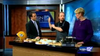 Making Meals: Southwestern Pumpkin Burger Sliders