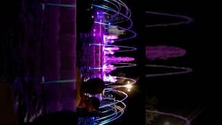 Центральный фонтан в Анапе.очень красиво смотреть под красивую музыку