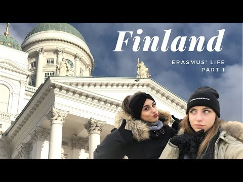 Erasmus' life : PART 1