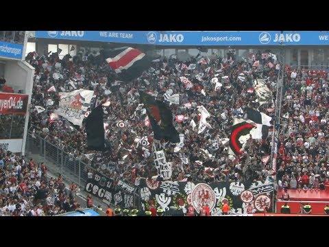 Bayer Leverkusen - Eintracht Frankfurt 14.04.2018