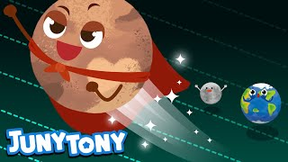 Download Pluto | Space Songs for Kids | Solar System | Preschool Songs | JunyTony