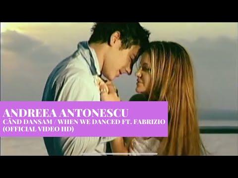 Andreea Antonescu Ft. Fabrizio Faniello - Cand Dansam / When We Danced