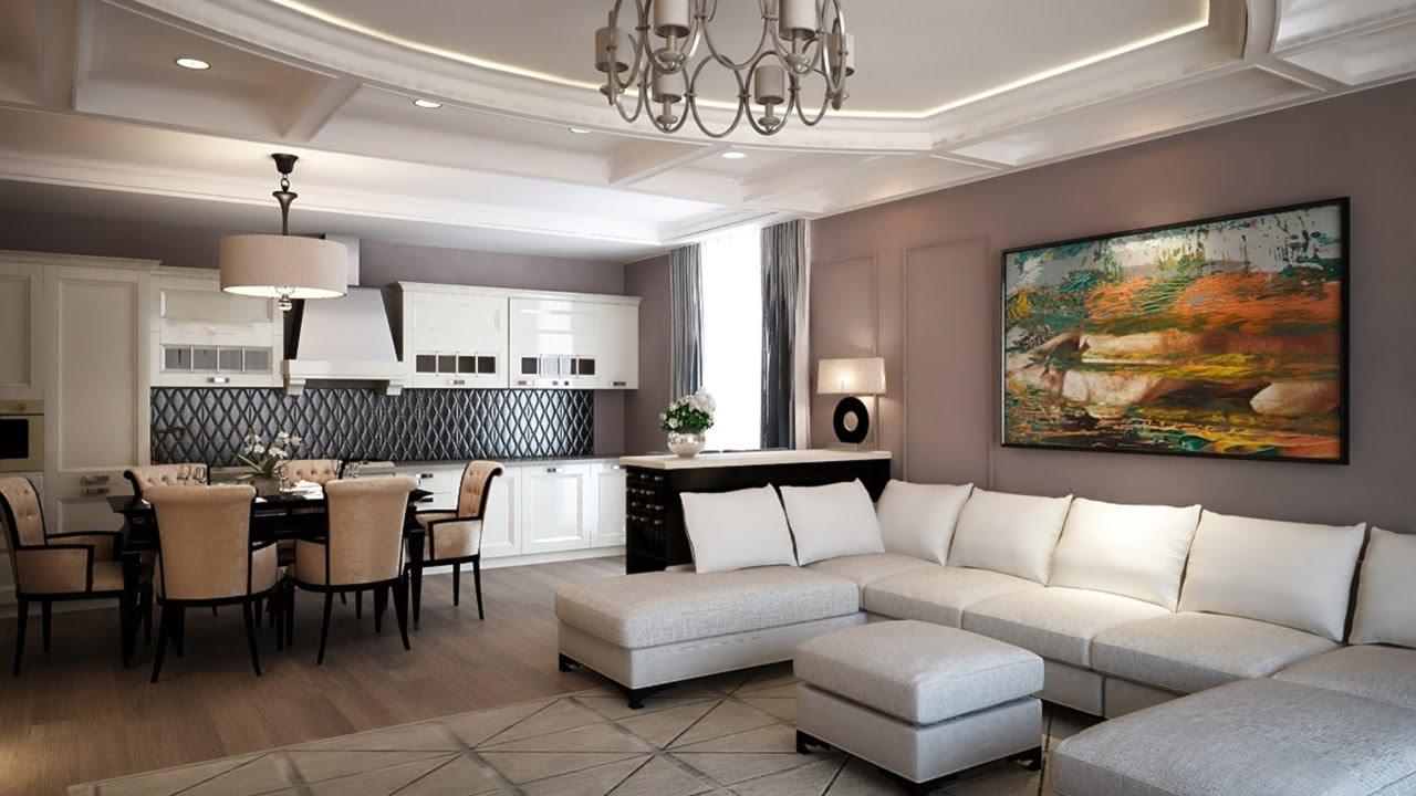 Интерьеры современных квартир фото