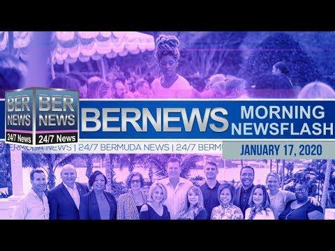 Bermuda Newsflash For Friday, January 17, 2020