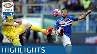 Video Gol Pertandingan Sampdoria vs Chievo Verona