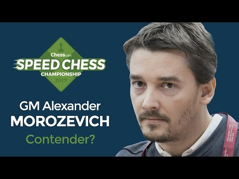 Speed Chess Championship Qualifier 4: Nakamura, MVL, Morozevich