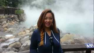 Witches Hot Springs in XinBeitou, Taiwan