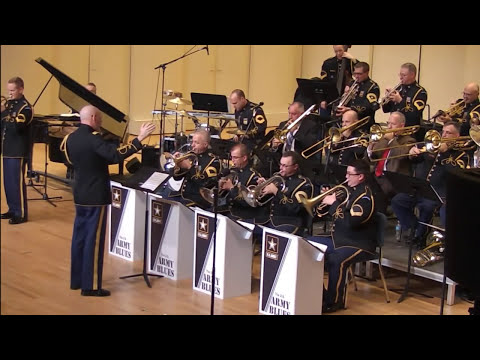 The U.S. Army All-Brass Big Band | A Stan Kenton Christmas