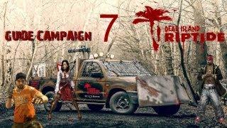 Dead Island-Parte 7 Capitulo 3-Medicina alternativa-Coleccionables/Mod/Armas/Boss/Missions