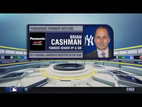 Brian Cashman on Sonny Gray's move to relief