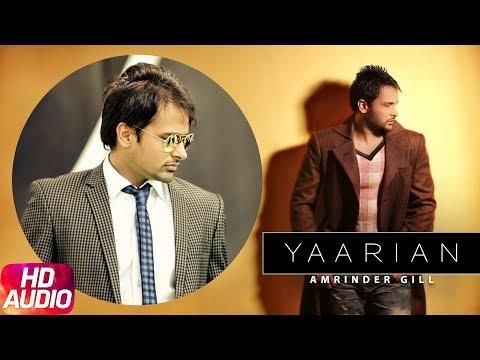 Latest Punjabi Song 2017 | Yaariyan | Judaa | Amrinder Gill | Dr Zeus | Punjabi Audio Song