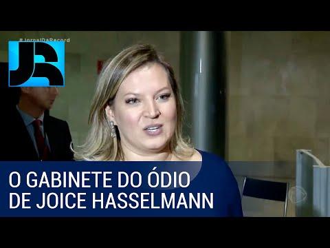 Deputada Joice Hasselmann