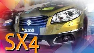 Suzuki New SX4 тест драйв ⁄ обзор Test Drive