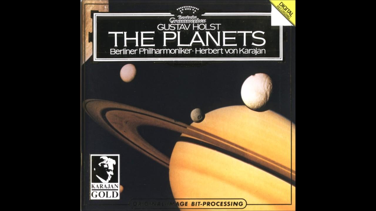 惑星 ホルスト