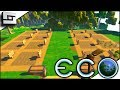 Starting Our First Farms! ECO Gameplay - Survival Building Game